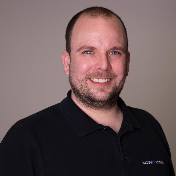 Martin Deck | Leiter Verkauf